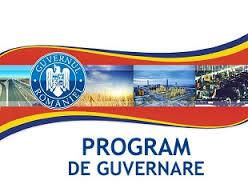 program de guvernare
