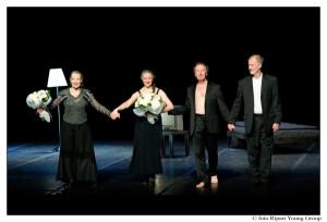 QUARTET GALA teatro ARGENTINA 24.06.2015 di DANIELE CIPRIANI