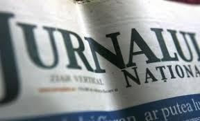 jurnalul național