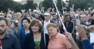 blandiana proteste